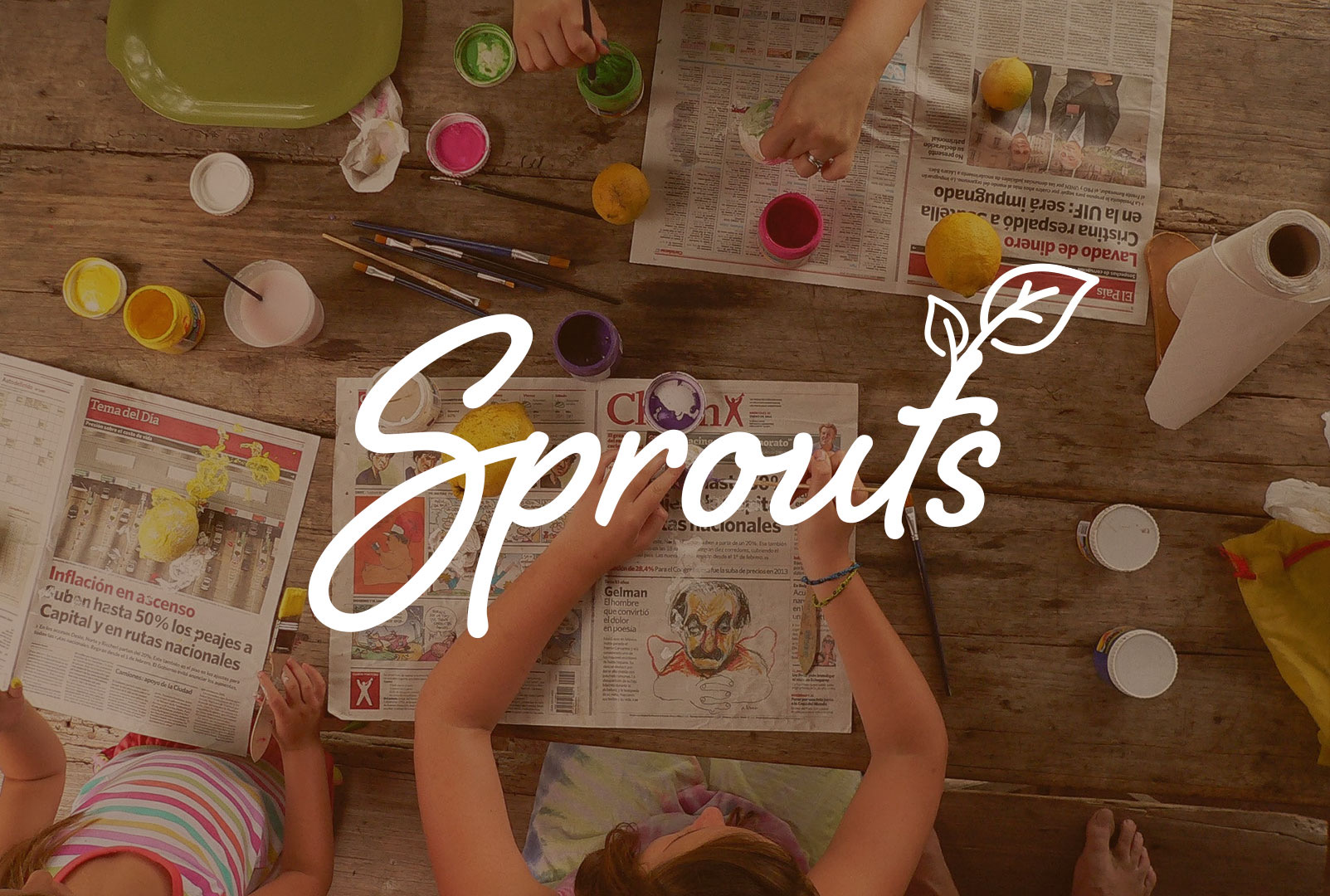 Sprouts Children's Ministry