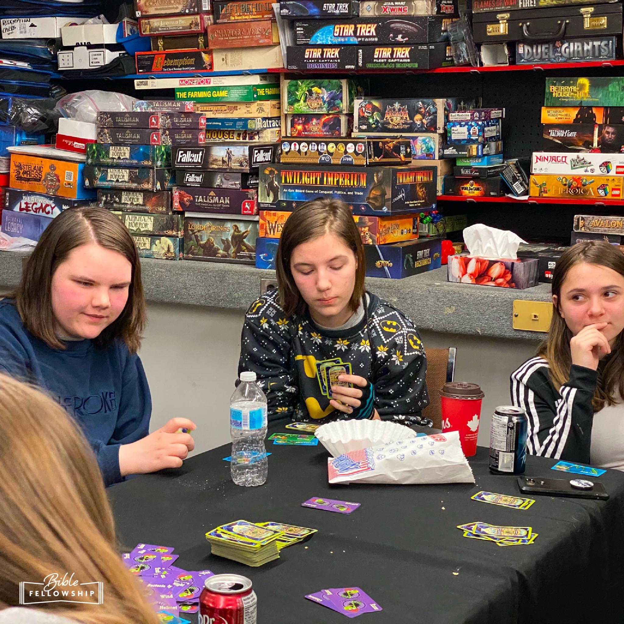 Impact Game Night 6